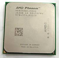 Процессор AMD SAM2, Am2+, PHENOM X3  8550 - 3 ЯДРА  ( 3 по 2.2 Ghz каждое ) SAM2+