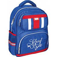 Рюкзак (ранец) школьный Cool For School мод. 400 CF86139 School Style, Blue