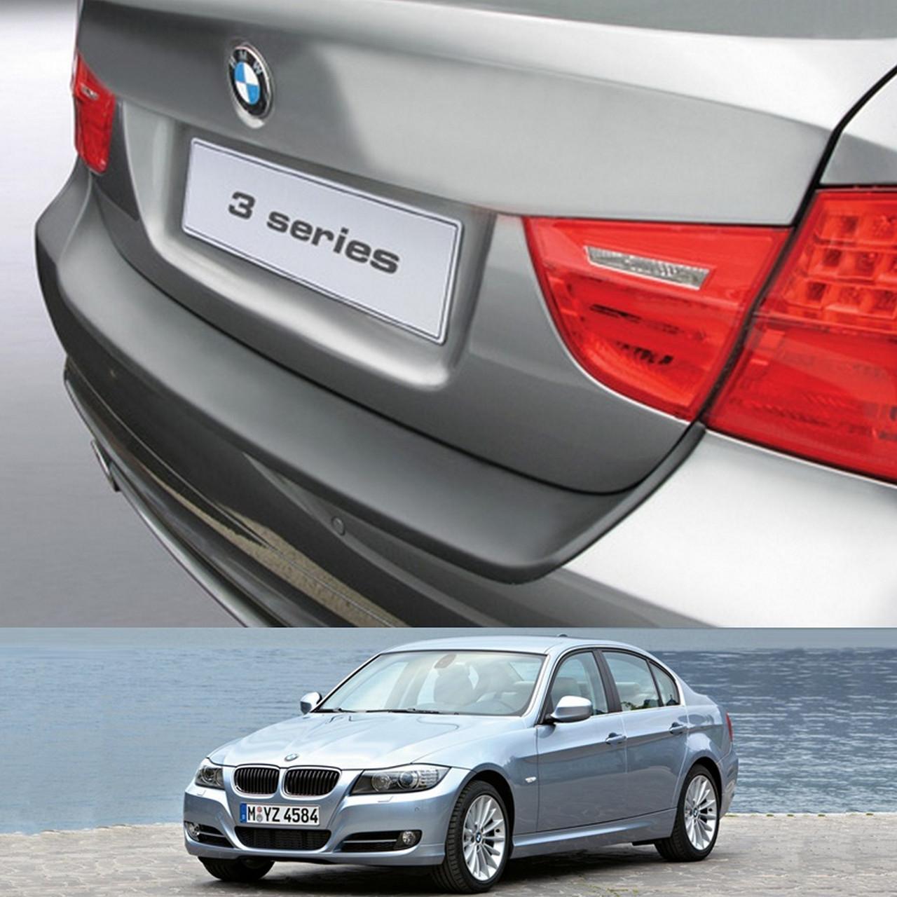 BMW 3-series E90 2008-2012 пластиковая накладка заднего бампера