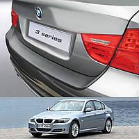 BMW 3-series E90 2008-2012 пластиковая накладка заднего бампера, фото 1