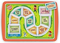 Тарелка детская 30x21x2см WINNER RACE 5132157