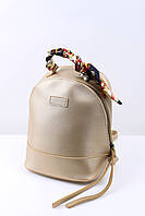 Рюкзак мини Кайли золотой