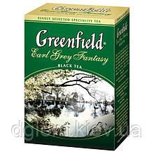 """Чай чорний EARL GREY FANTASY 100г """"Greenfield"""", лист"""