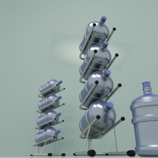 Торговое оборудование для воды