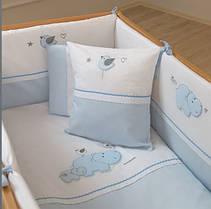 Постельный комплект Funna Baby Hippo 7 предметов