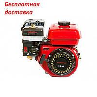 Двигатель Weima BT 170F-T/25 (шлиц, вал 25мм)