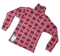 Теплая детская водолазка р.36-40, фото 1