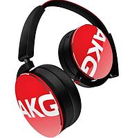 Наушники AKG Y50 Red (Y50RED), фото 1