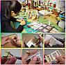 """Ляльковий будиночок своїми руками DIY """"Дачний відпочинок"""" (арт. DR002), фото 4"""