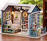 """Ляльковий будиночок своїми руками DIY """"Дачний відпочинок"""" (арт. DR002), фото 5"""