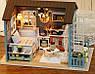 """Ляльковий будиночок своїми руками DIY """"Дачний відпочинок"""" (арт. DR002), фото 7"""