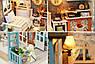 """Ляльковий будиночок своїми руками DIY """"Дачний відпочинок"""" (арт. DR002), фото 8"""