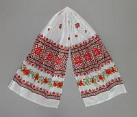 Украинский  рушник , лён 45х155 см
