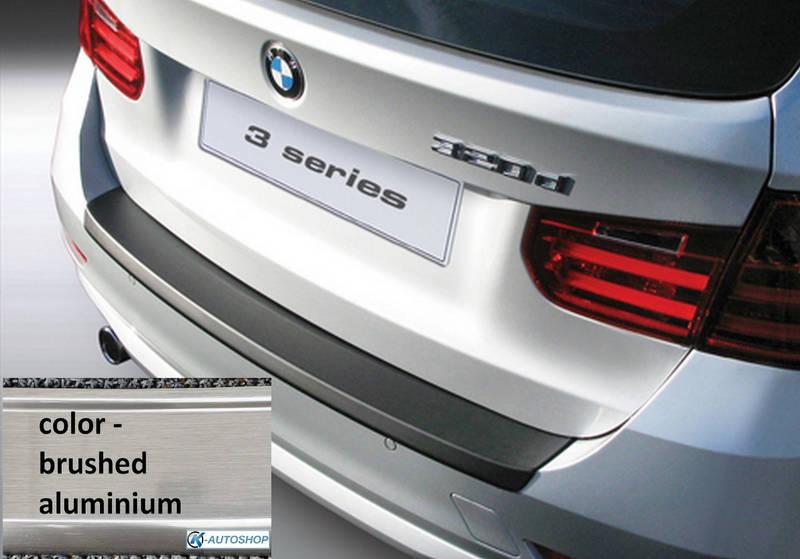 RBP4582 rear bumper protector BMW F31 3-series Touring2012>