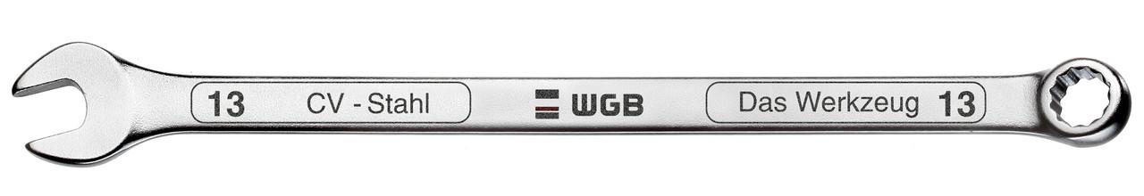 Подовжений ріжково-накидний ключ 29 мм WGB Німеччина