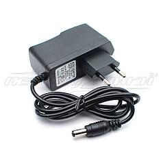 Импульсный блок питания 9V 1A (9Вт) для роутеров, штекер 5.5х2.5 мм, 0.9 м (хорошее качество)