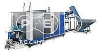 Выдувная машина автомат для выдува пэт-тары АПФ-5