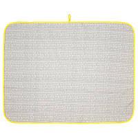 ✅ IKEA KLAMMIG (803.730.86) Пеленальная подстилка, серый, желтый