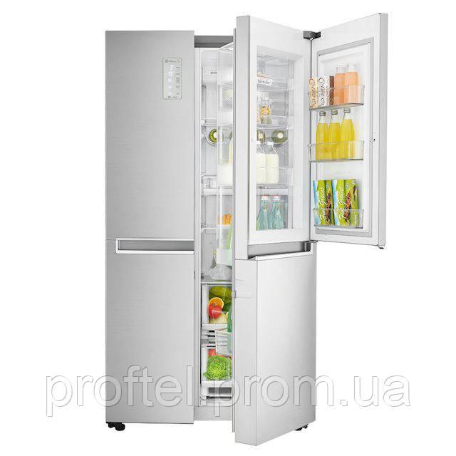 Встраиваемый холодильник LG GC-M247CMBV
