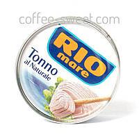 Тунец Rio Mare Tonno al Naturale в собственном соку 80г