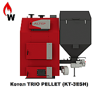 Котел пеллетный Альтеп TRIO PELLET 200 кВт (KT-3ESH), фото 1