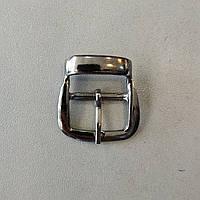Пряжка 19 мм черный никель