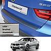 Накладка заднего бампера BMW F34 3-series GT 2013- ALU