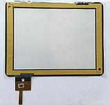 Оригинальный тачскрин / сенсор (сенсорное стекло) для Enot V134 (черный цвет, самоклейка), фото 2