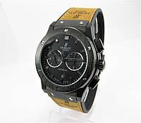 Часы Hublot Fusion Classic All Black 42mm (Механика). Реплика, фото 1