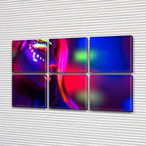 Картины для интерьера на холсте заказать в наличии и под заказ, на Холсте син., 52x80 см, (25x25-6)