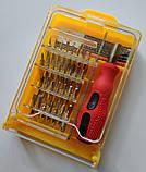 Набор отверток 32 шт HF-9829 для ремонта мелкой электроники., фото 2