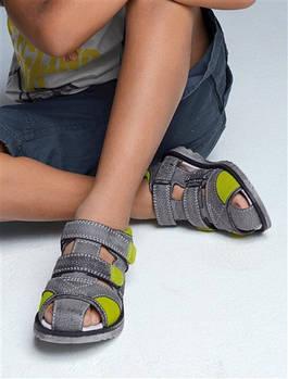 Босоножки и сандалии для мальчиков