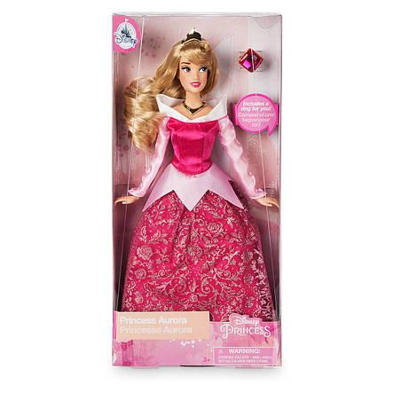 Кукла Аврора с драгоценным кольцом - Aurora принцесса Дисней куклы Disney, фото 2