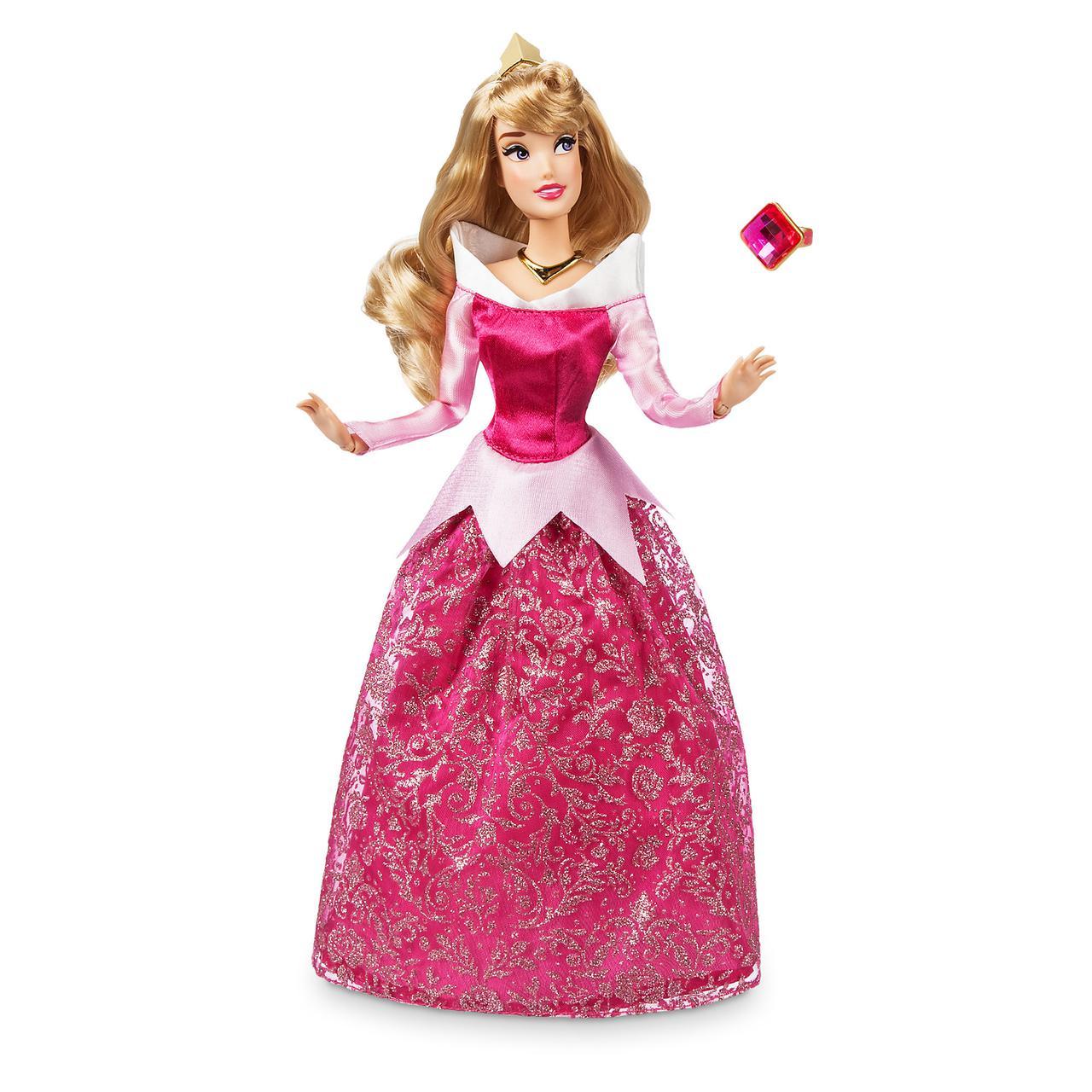 Кукла Аврора с драгоценным кольцом - Aurora принцесса Дисней куклы Disney