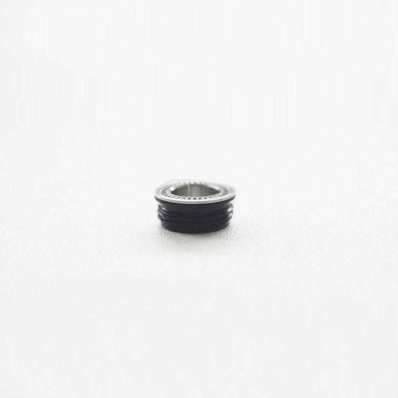 Адаптер / Переходник с резьбой на 510 коннектор (метал)