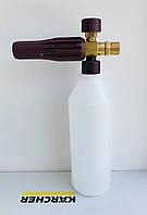 Пенная насадка Idrobase 1л (Италия) ПОМ для Kranzle, Oleo-Mac, фото 1