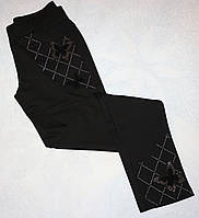 Женские брюки со стразами S,M,L,XL (46,48,50,52)