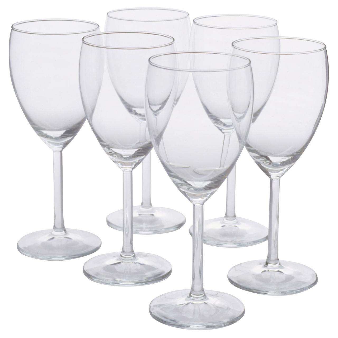 IKEA SVALKA (000.151.34) Бокал для белого вина