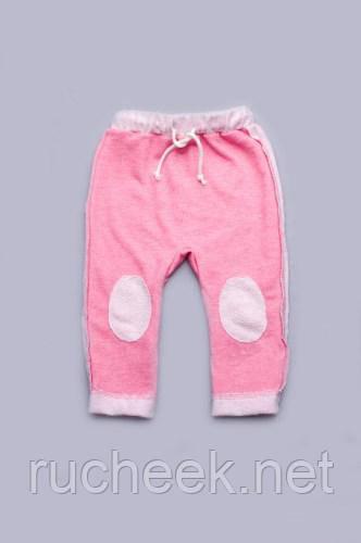 Модный карапуз ТМ Штаны для малышей (розовые)