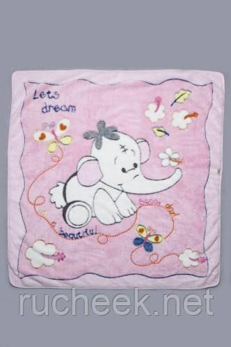 Модный карапуз ТМ Одеяло детское розовое
