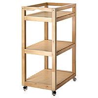 ✅ IKEA MOLGER (202.414.09) Тележка