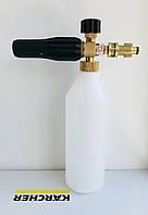 Пенная насадка Idrobase 1л (Италия) Латунь для Bosch, Faip, Portotecnica, фото 1