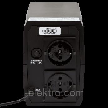 ИБП линейно-интерактивный LogicPower LPM-625VA-P, фото 2