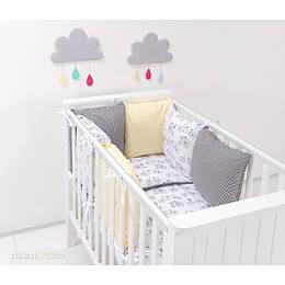 Необхідні аксесуари з текстилю в дитячій кімнаті