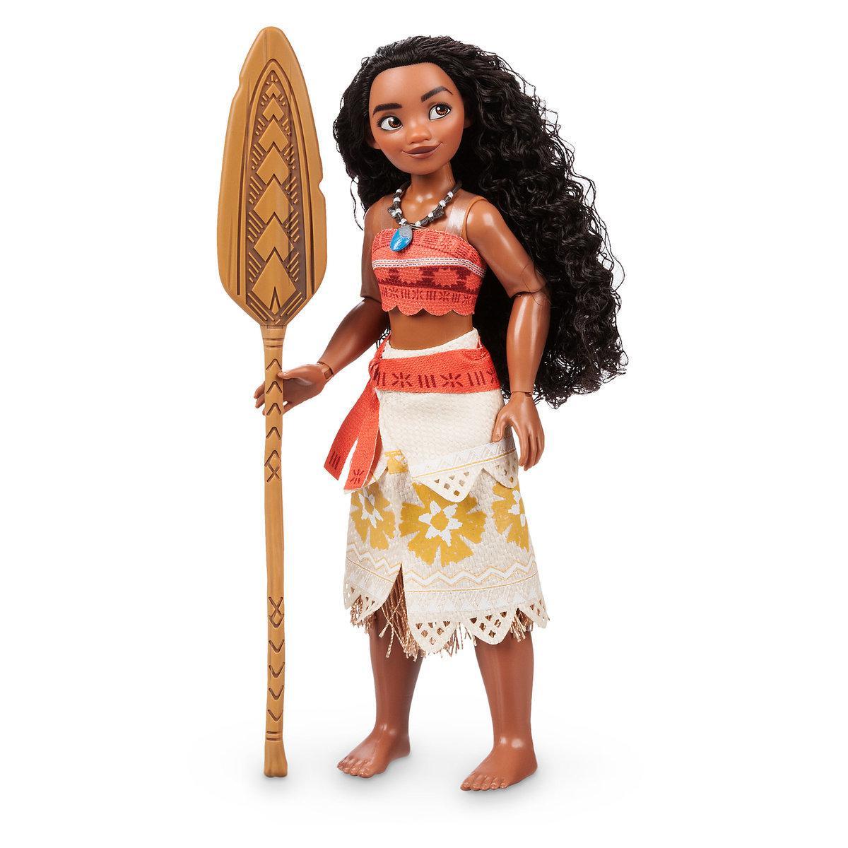 Кукла Моана (Ваяна) - Moana принцесса Дисней Disney куклы