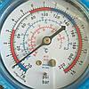 Манометр с коллектором 1-вентильный, R-12/22/134/502 (G-466-A), фото 3