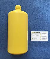 Бутылка для пенной насадки Karcher (жёлтая), фото 1