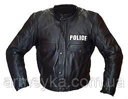 Мотокуртка с защитой BKS Leather. Великобритания, оригинал.