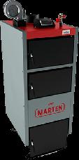 Твердотопливный котел длительного горения 33 кВт Marten Comfort MC-33, фото 3