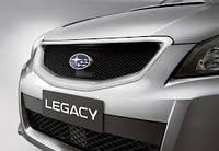 Решётка радиатора аксессуар Subaru Legacy14 Оригинал 09-14 (J1010AJ600NN)